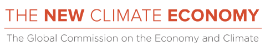The New Climate Economy logo